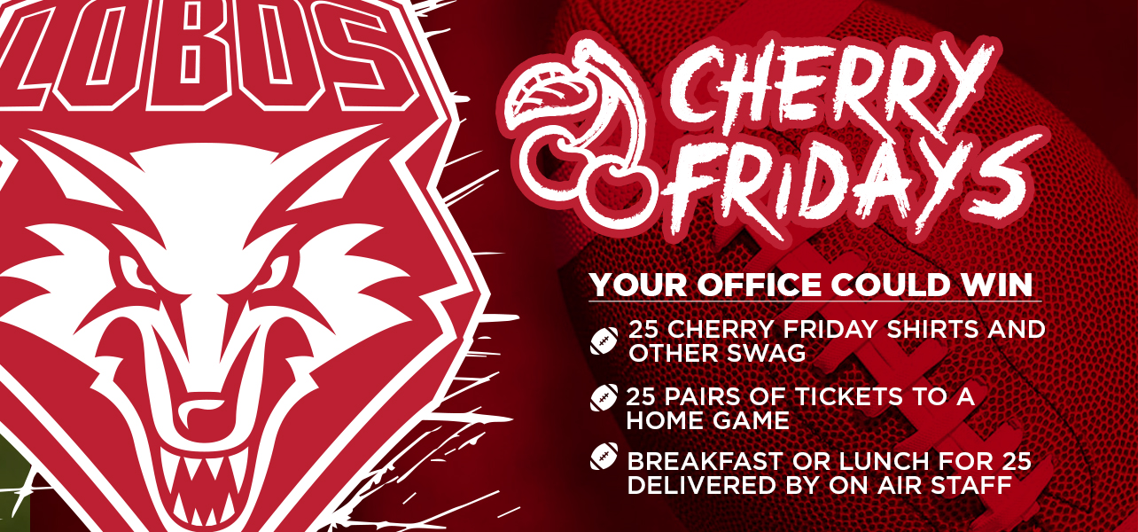Cherry Fridays – OFFICIAL RULES