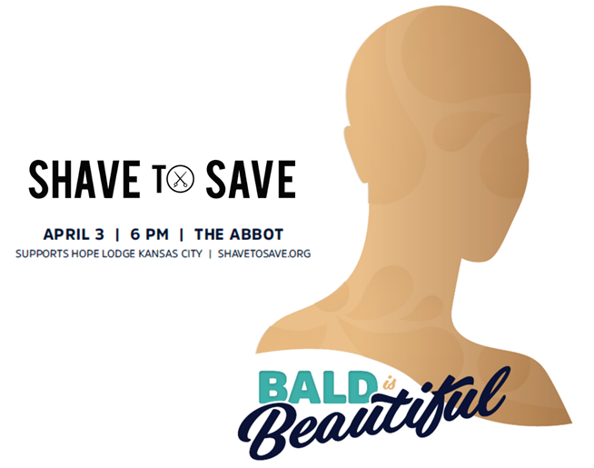 Shave To Save – April 3