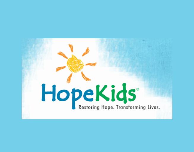 HopeKids TopGolf Fundraiser!