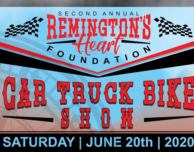 2nd Annual Remingtons Heart