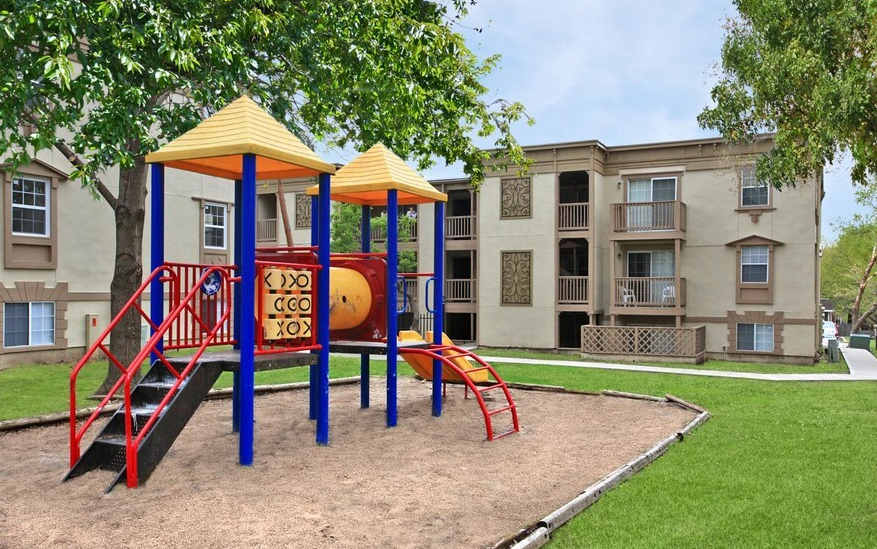 Families and children can enjoy our fun play area!
