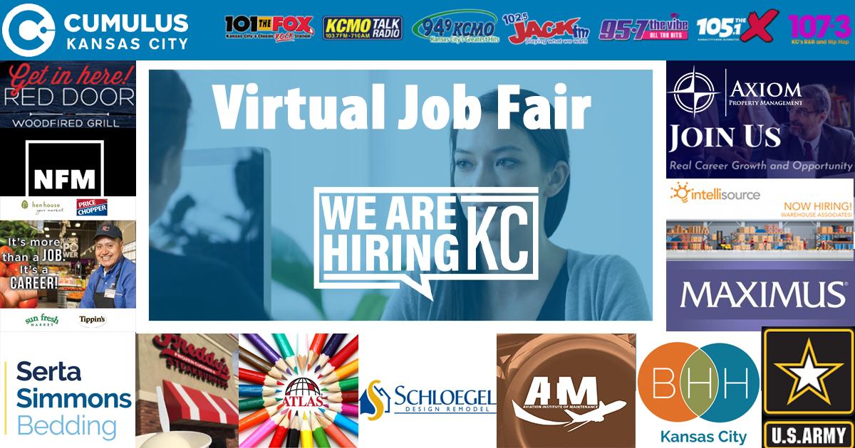 We Are Hiring KC – Kansas City's NEW Job Resource Center – Job Listings