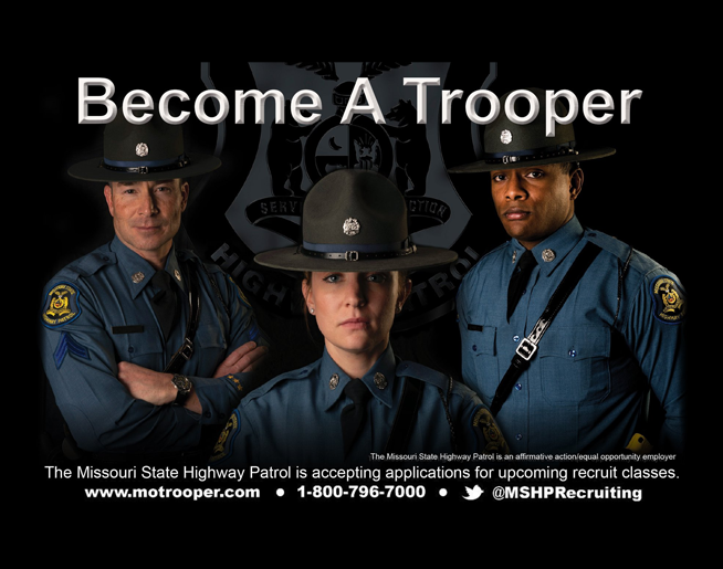 MO State Highway Patrol – We Are Hiring KC
