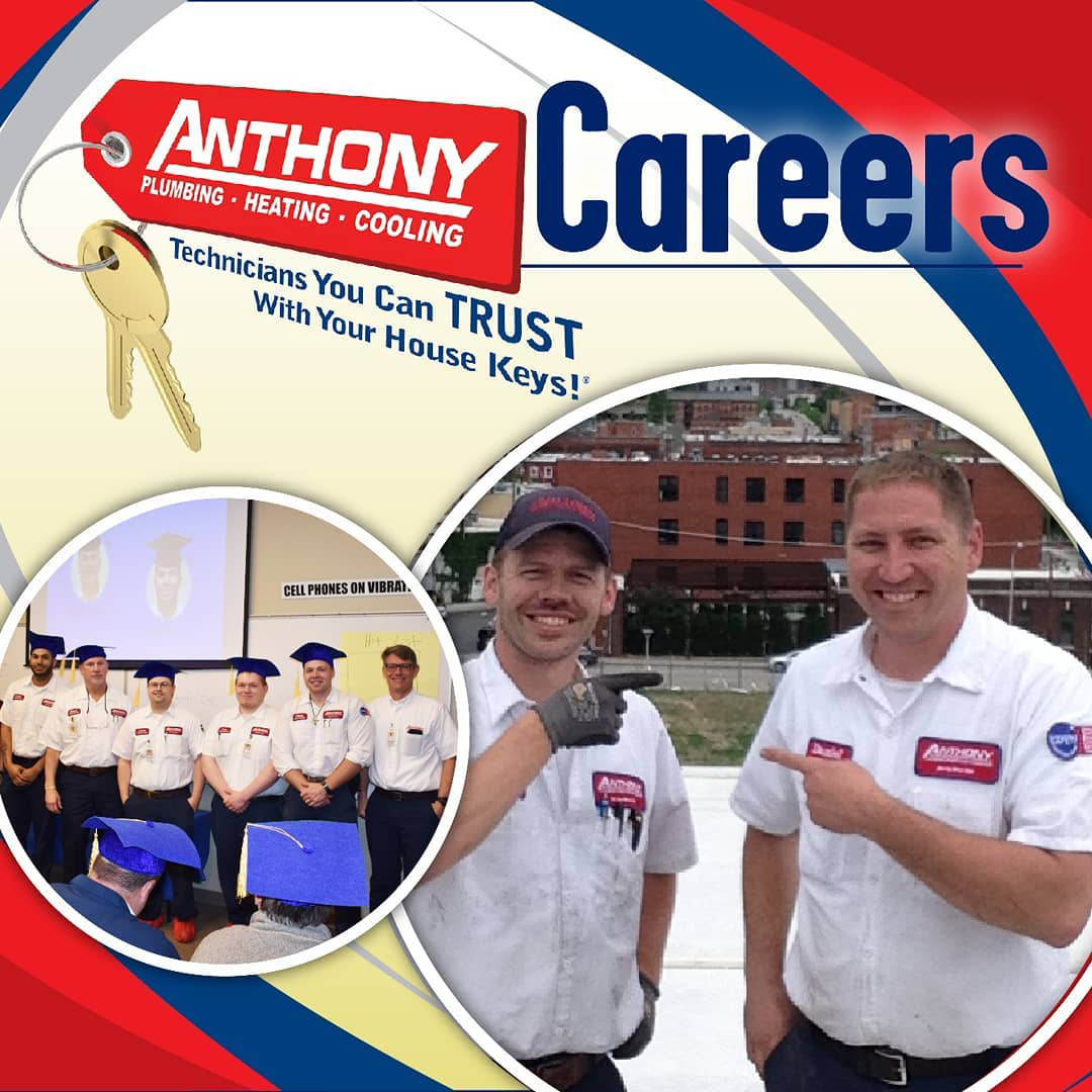 Anthony Plumbing, Heating, Cooling & Electric – We Are Hiring KC