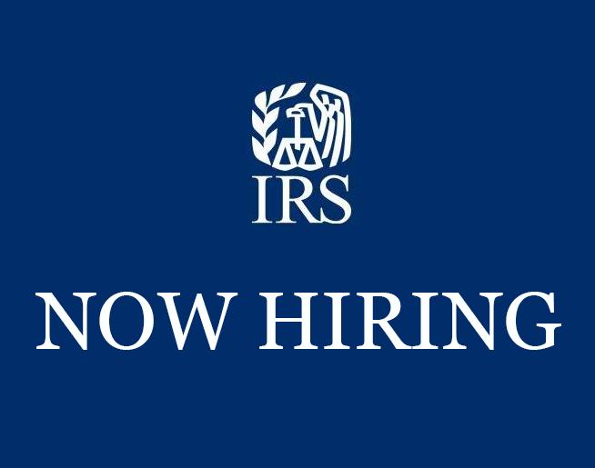Internal Revenue Service – We Are Hiring KC