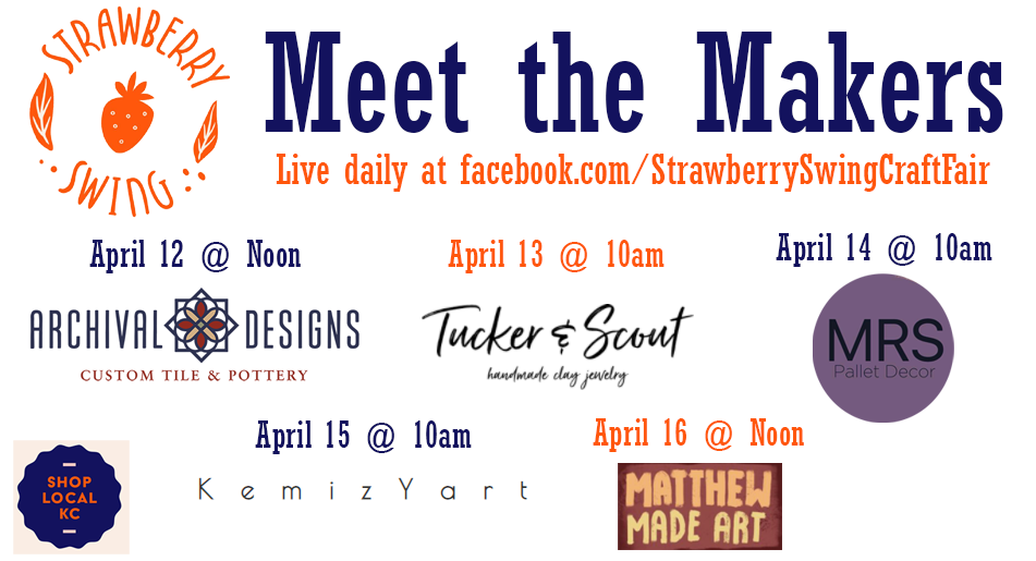 #WeGotThisKC Virtual Home Show – LOCAL MAKERS AND ARTISANS