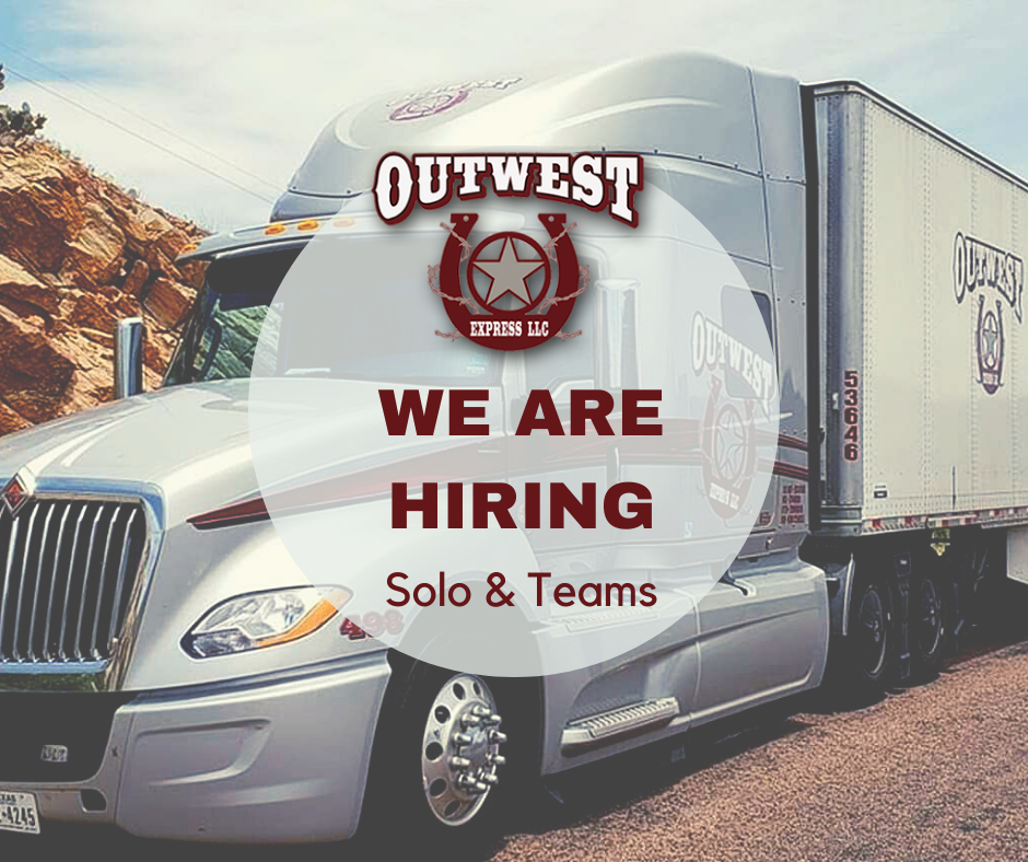 Outwest Express – We Are Hiring KC