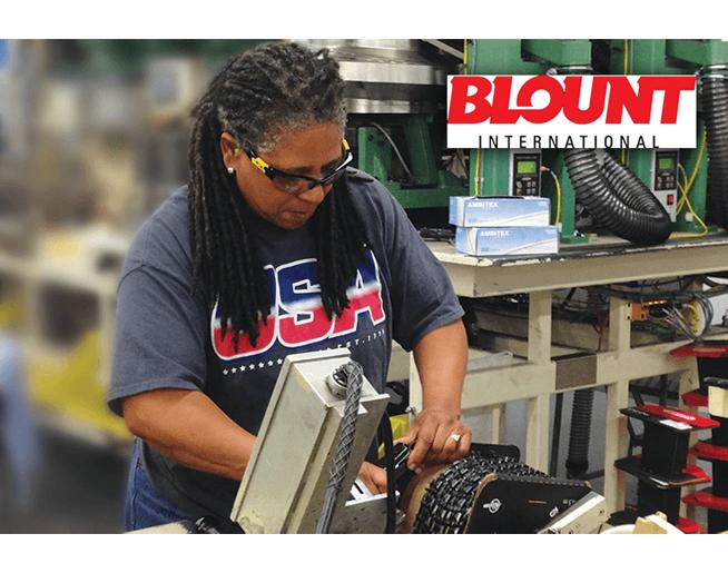 Blount International – We Are Hiring KC