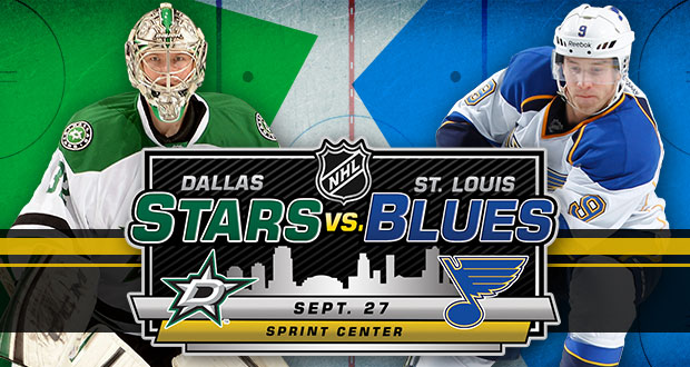 NHL – Coming to Sprint Center Sep 27th