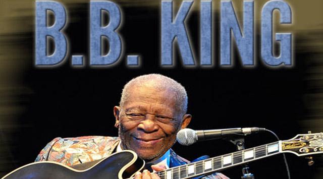 B.B. King at The Midland!