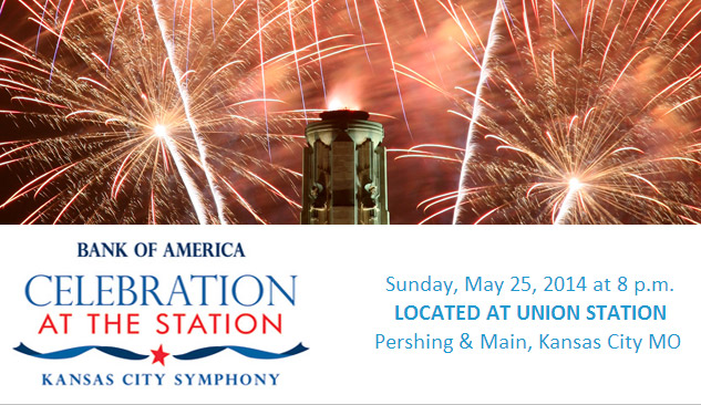 Celebration at the Station – Union Station Sunday May 25th