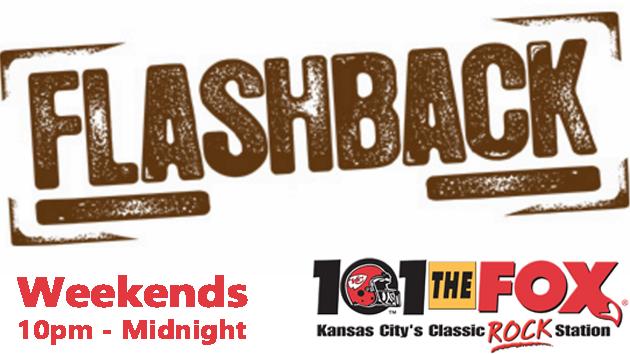 Flashback Weekends 10pm-Midnight