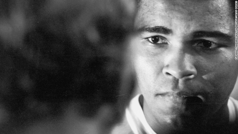 'The Greatest of All Time' Muhammad Ali dead at 74
