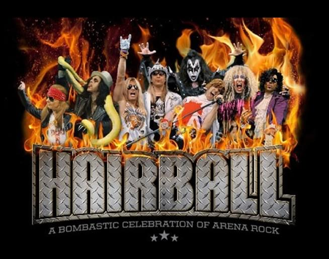 Hairball  at Voodoo Lounge – Jan 31st