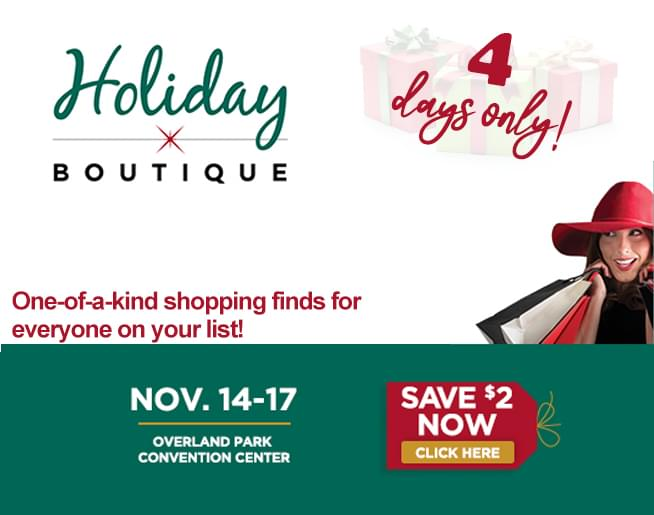 Holiday Boutique: November 14-17