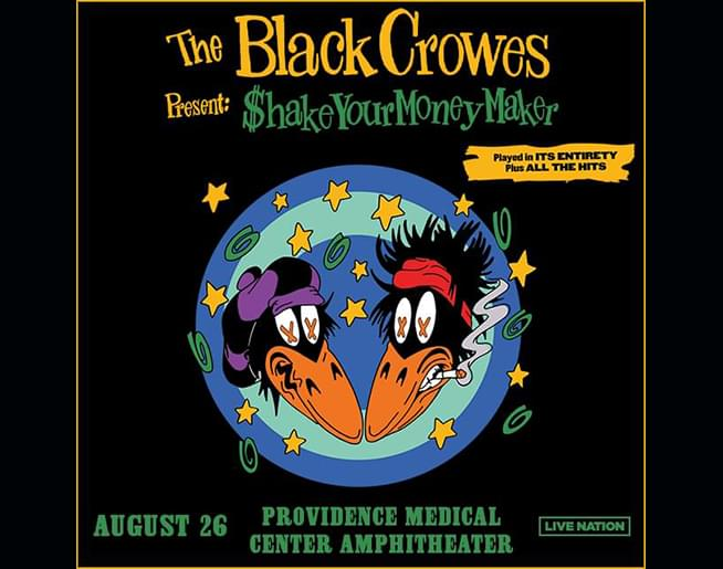 The Black Crowes reunion