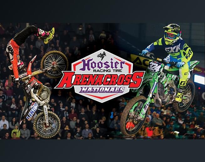 Hoosier Arenacross Nationals