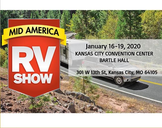 MID AMERICA RV SHOW!