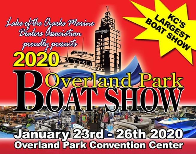 The Overland Park Boat Show