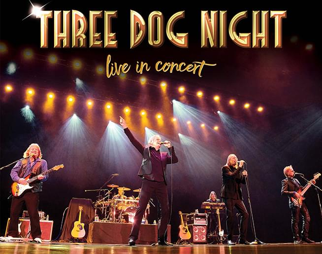 Three Dog Night at Ozarks Amphitheater on June 6th