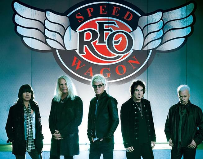 REO Speedwagon on Saturday July 4th