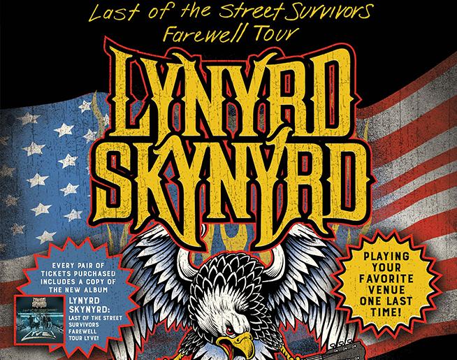 Lynyrd Skynyrd – Last of the Street Survivor Farewell Tour