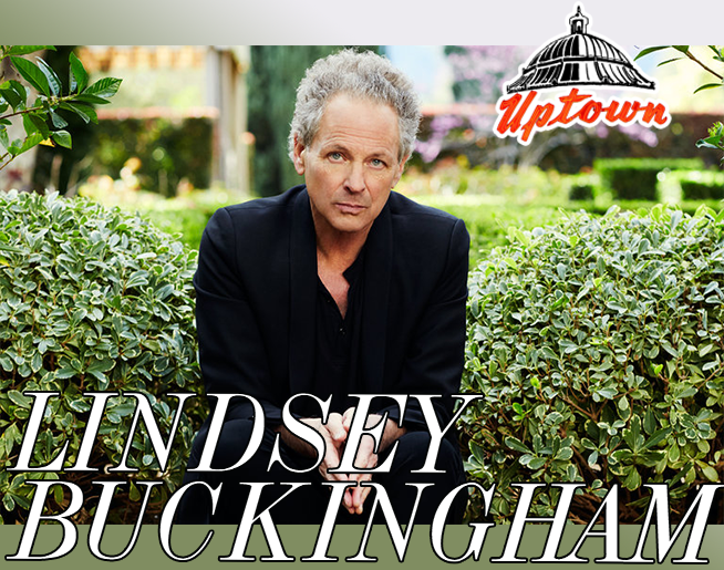 Lindsey Buckingham at Uptown Theater on April 30