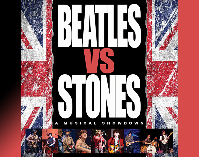Beatles Vs. Stones / Voodoo Lounge / March 28th