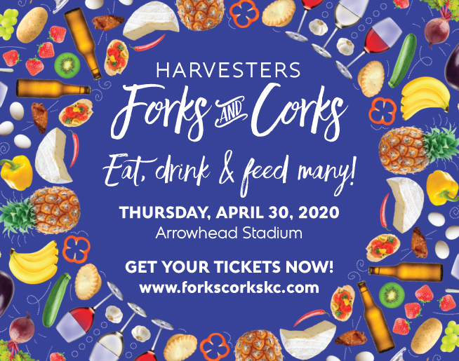 POSTPONED: Forks & Corks – April 30th