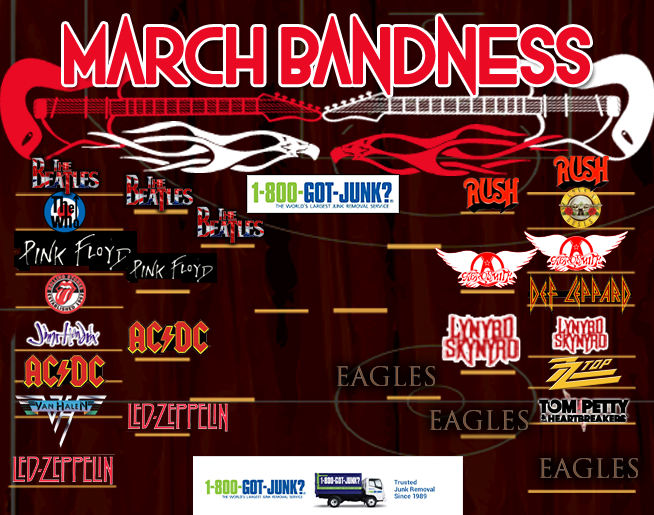 101 The Fox March Bandness!