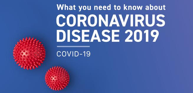 Corona Virus Update Info