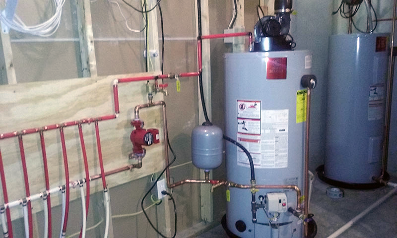 Water Heater Replacements, Tank and Tankless