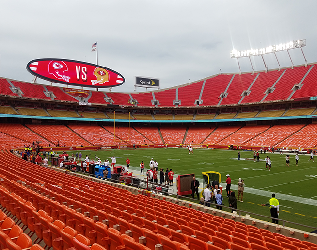 CHIEFS HAVE ANNOUNCED SEASON TICKET MEMBER PLAN FOR THE 2020 SEASON