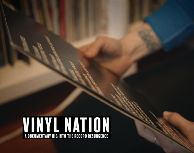 Listen to WIN! Vinyl Nation: A Documentary Dig into the Record Resurgence