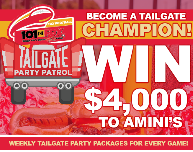 BECOME A TAILGATE CHAMPION