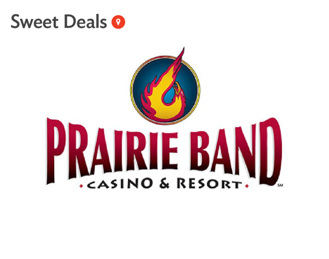 prairie band sweet deals