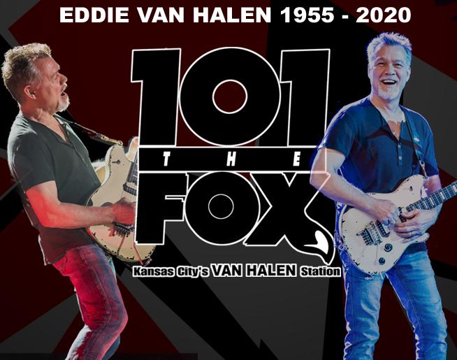 Eddie Van Halen – Dead at 65
