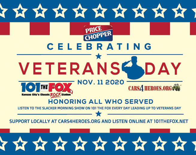 Countdown to Veteran's Day