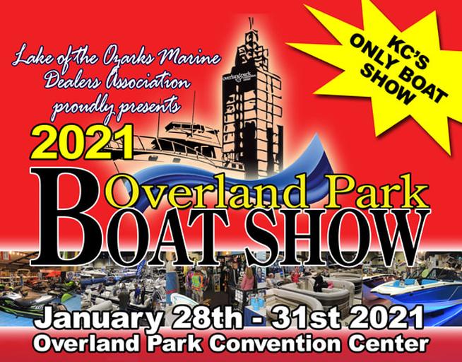 2021 Overland Park Boat Show