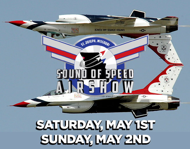 Sound of Speed Airshow