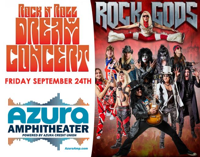 Rock N Roll Dream Concert 2021