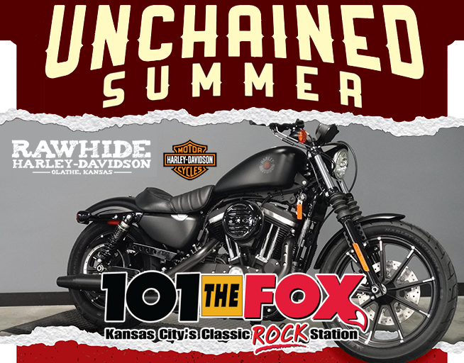 UNCHAINED SUMMER – WIN A HARLEY-DAVIDSON