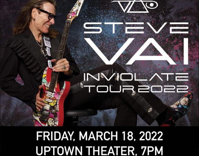 Steve Vai – Uptown