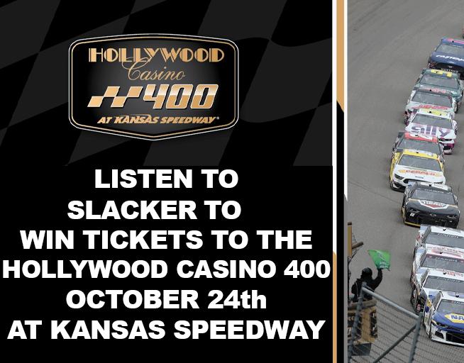Kansas Speedway – NASCAR Hollywood 400
