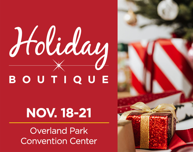 Holiday Boutique // 11.18-11.21 @ OP Convention Center