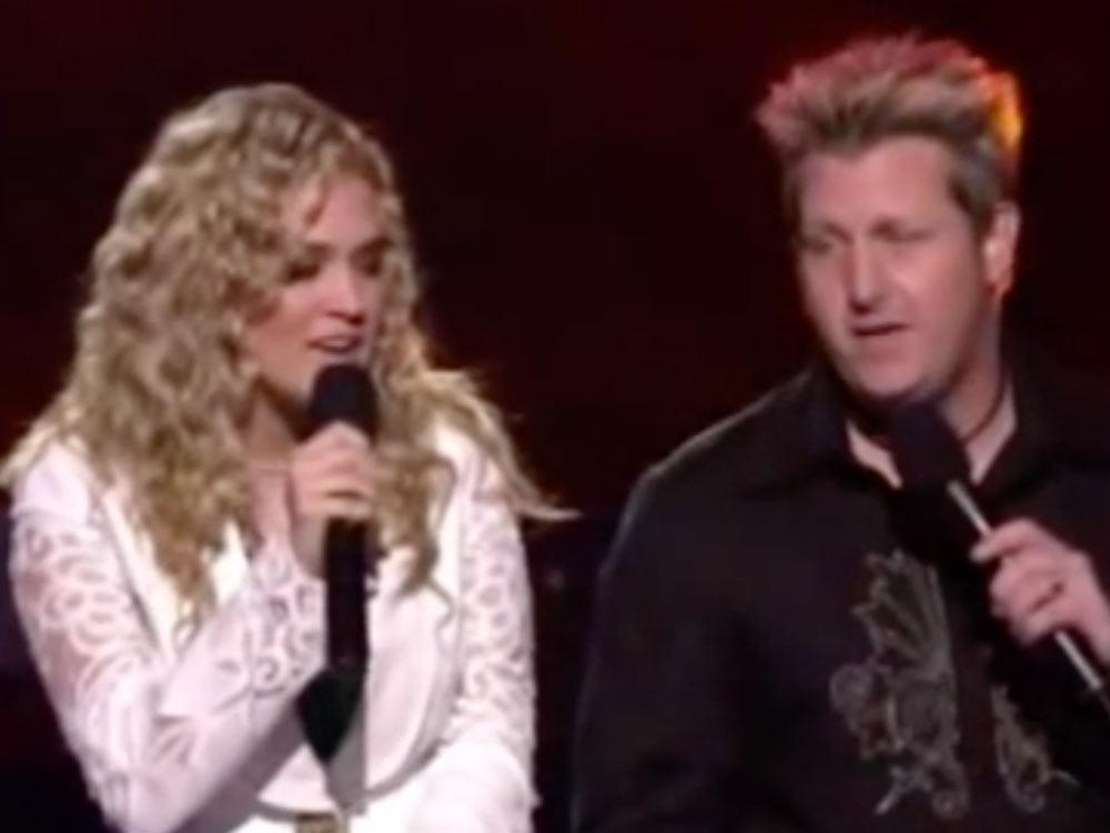 "Rascal Flatts Help Carrie Underwood Take the Top Prize on Season 4 of ""American Idol"""