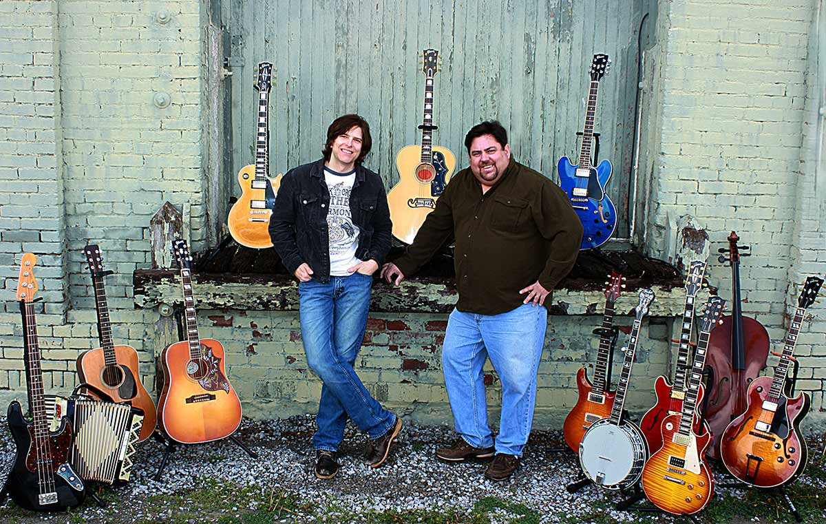 The Profile: Brady Seals and Gabe Hernandez Help Guitar Pickers Buy and Sell Their Six-Strings