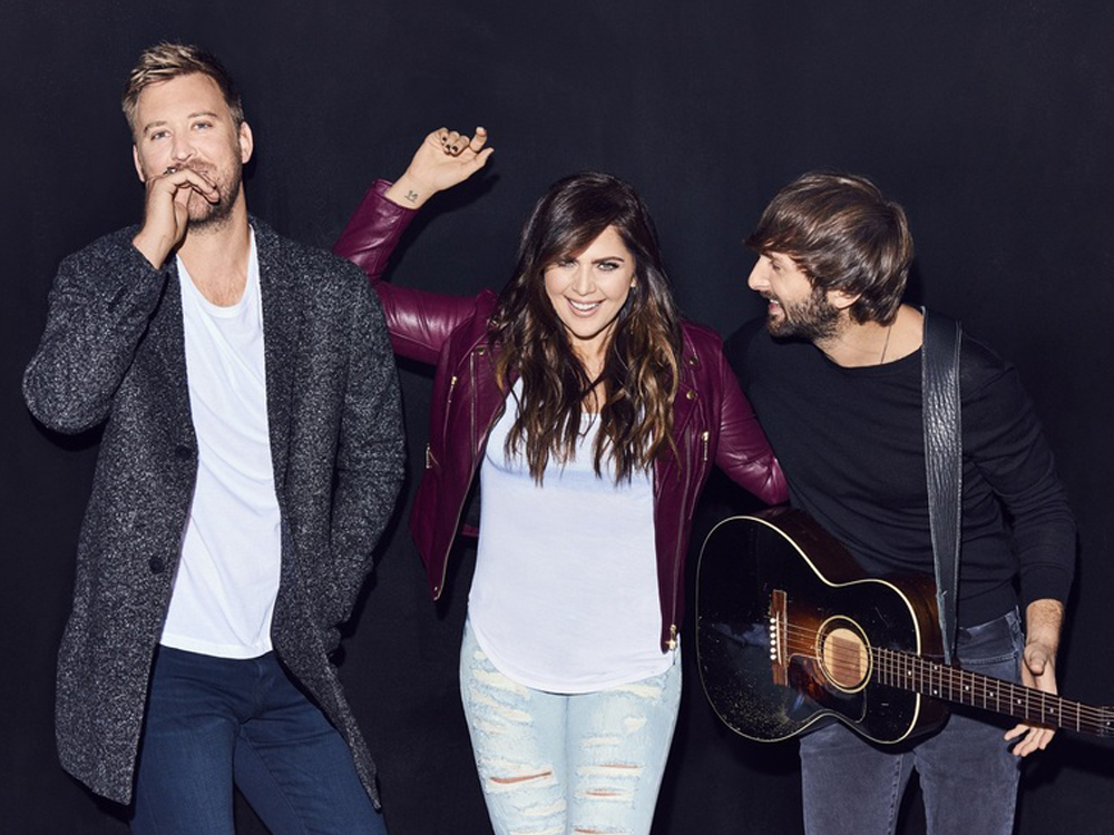 "Let's Groove: Lady Antebellum to Team With Earth, Wind & Fire for Upcoming ""CMT Crossroads"""