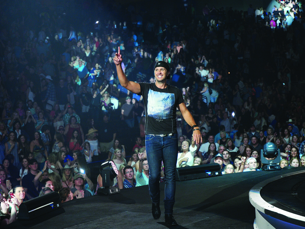 Luke Bryan to Perform the National Anthem at This Year's Super Bowl