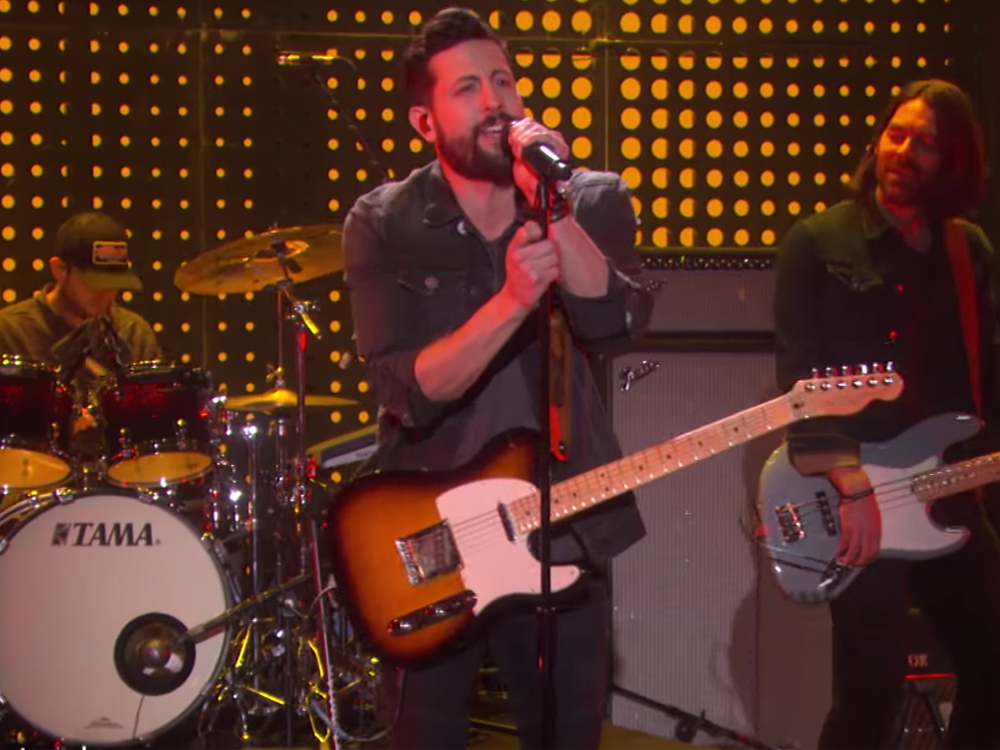 "Watch Old Dominion Perform ""Song for Another Time"" on ""Ellen"""